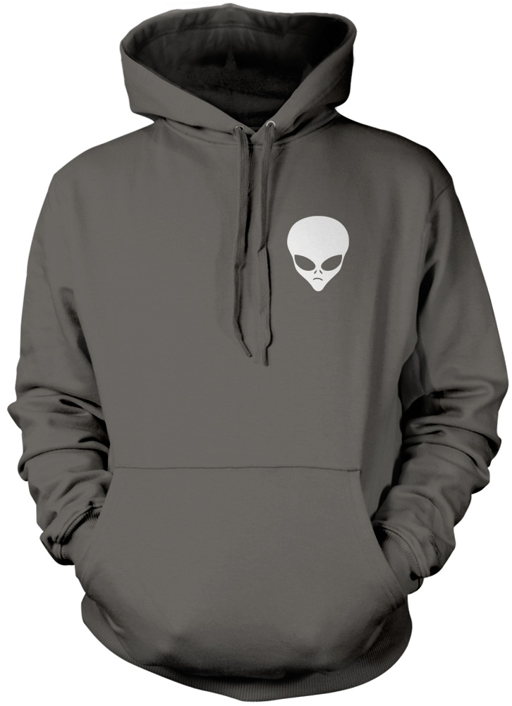 alien pocket nasa science geek area 51 unisex hoodie ebay
