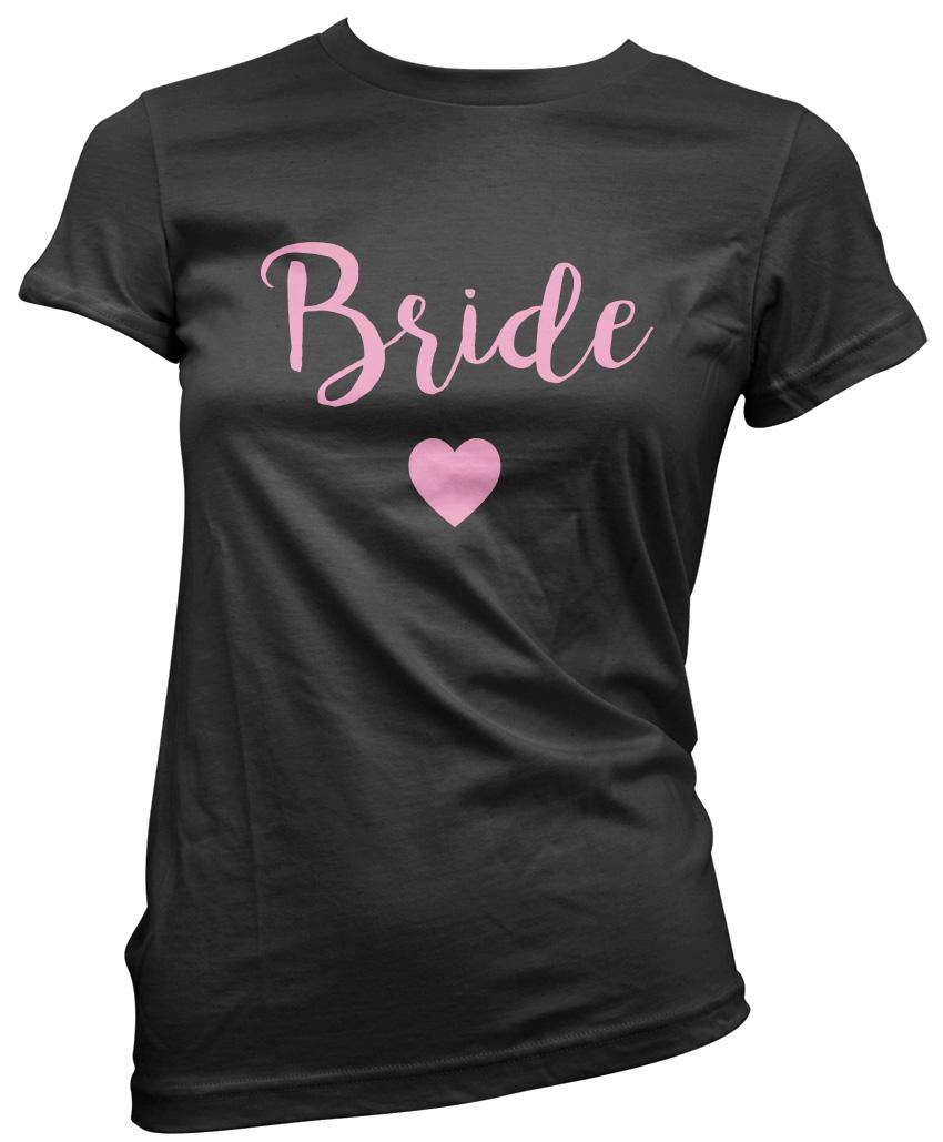 Bride Gift Hen do Bride to Be Womens T-Shirt