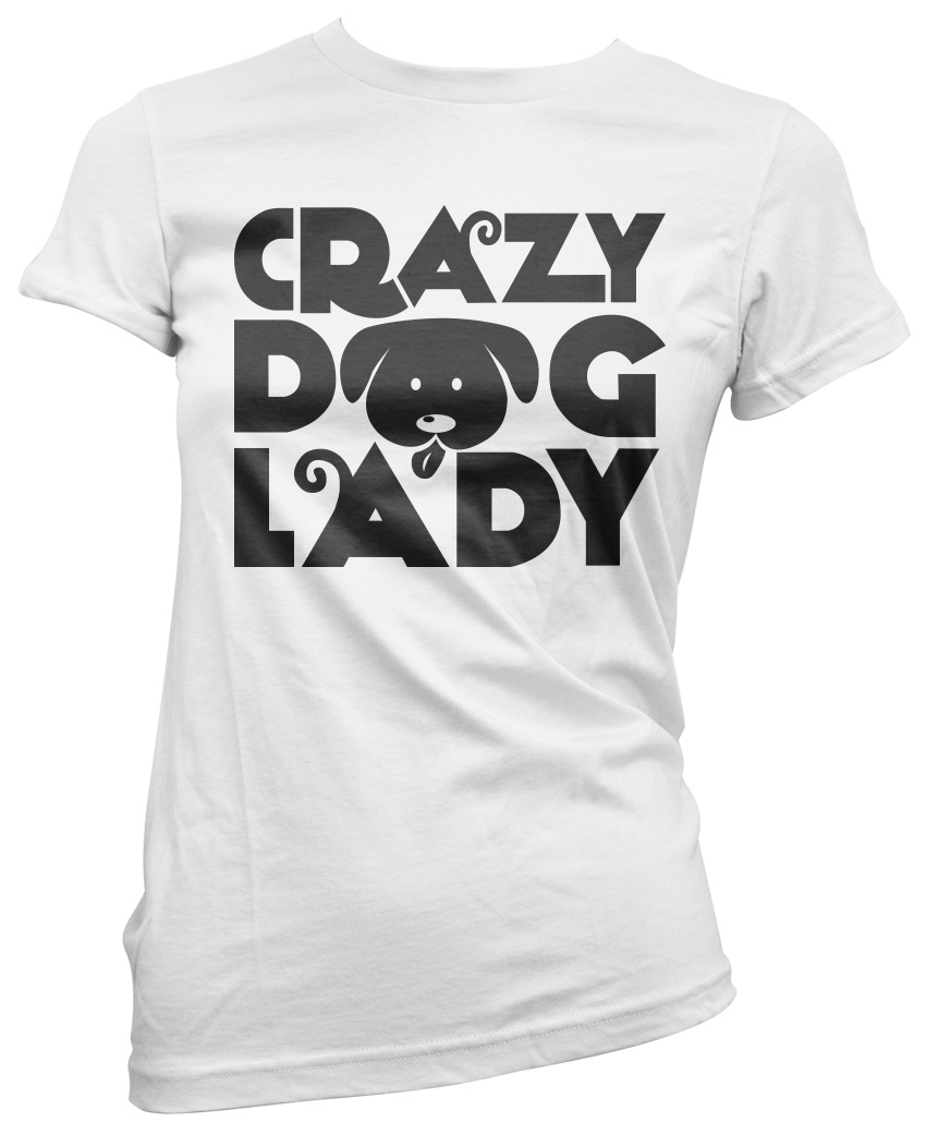 Crazy Cat Lady T Shirt Uk