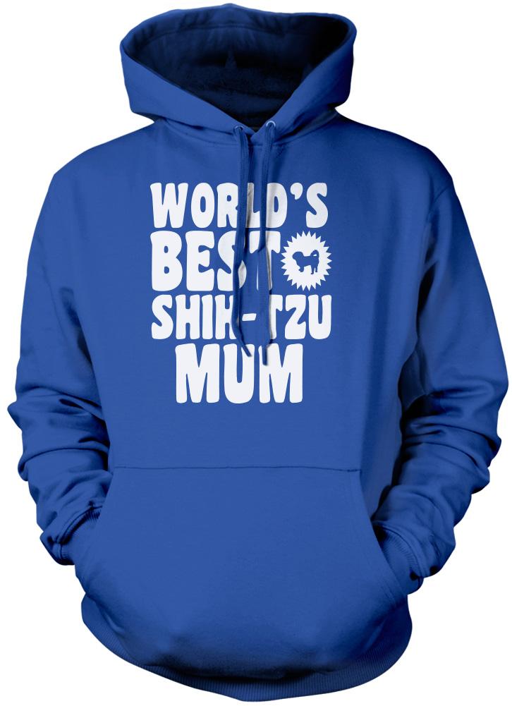 World-039-s-Best-Shih-tzu-Mum-Dog-Puppy-Gift-Unisex-Hoodie