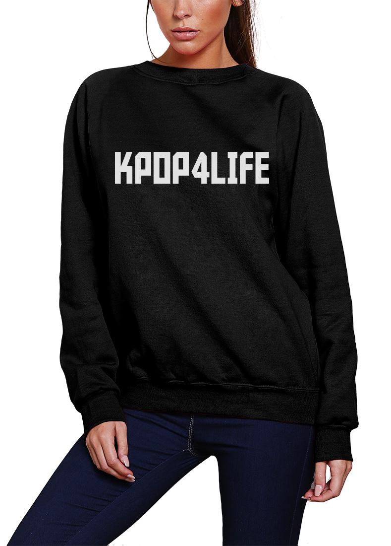 miniatura 3 - KPOP 4 LIFE  Kids Sweatshirt