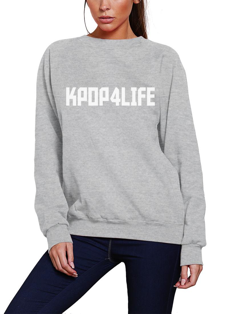 miniatura 4 - KPOP 4 LIFE  Kids Sweatshirt